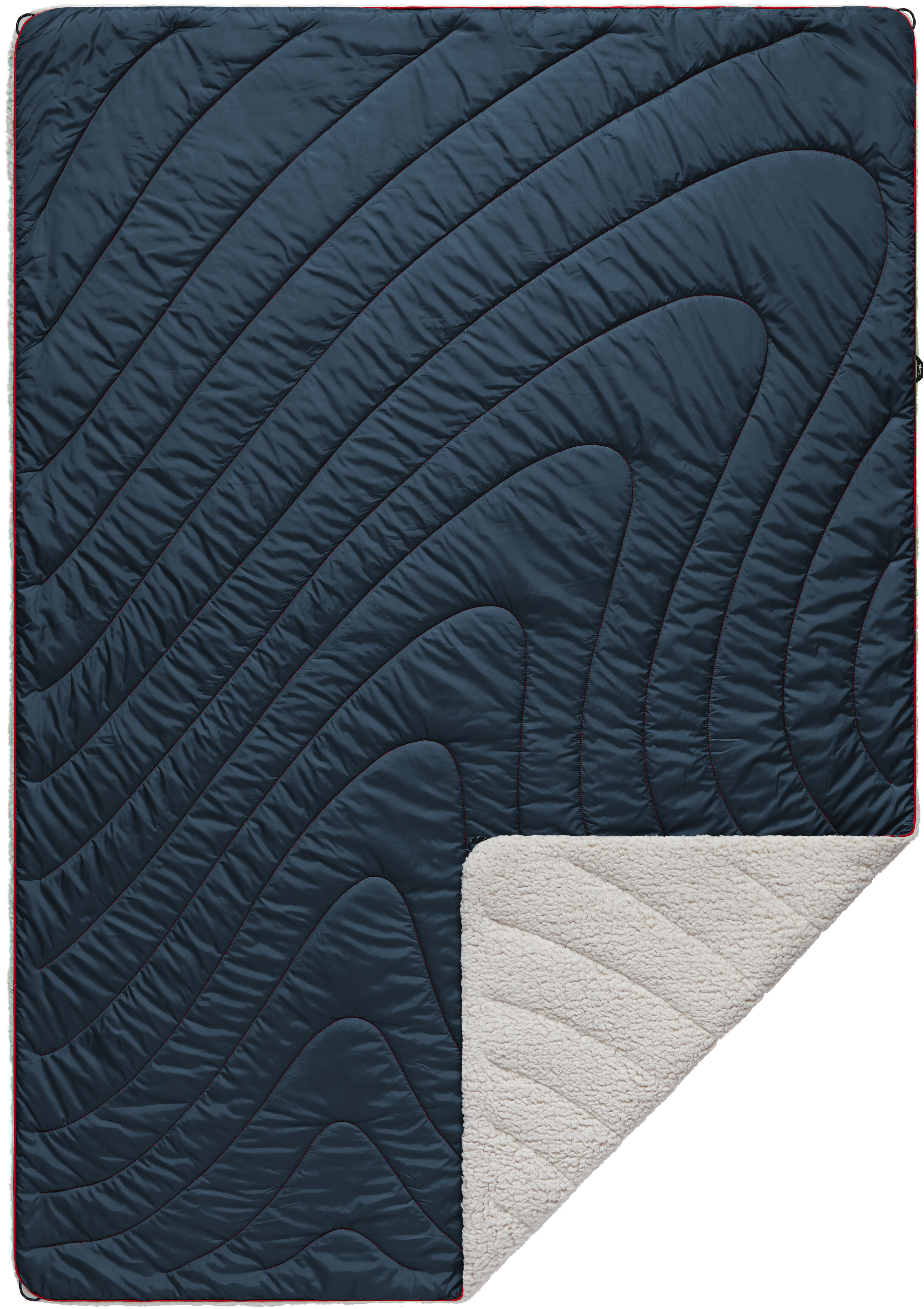 Rumpl Sherpa Puffy Blanket 1p Deepwater L Online Outdoor Shop Campz Nl